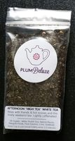 "Plum Deluxe Afternoon ""High Tea"" White Tea"