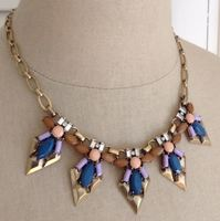 Tribal Trove necklace by JM