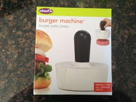 Burger Machine - Burger Patty Press