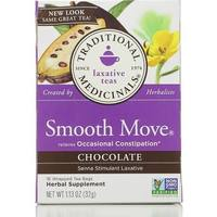 Traditional Medicinals Chocolate Smooth Move Herbal Tea - 15 Tea Bags