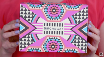 July 2015 Birchbox (Box only)