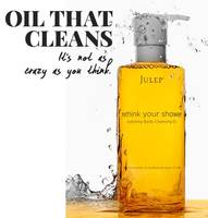 Rethink Your Shower Hydrating Body Cleansing Oil