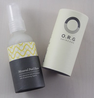 O.R.G. Skincare Mineral Peel Face