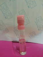 Dance to Life Eau in sample vial with spray top