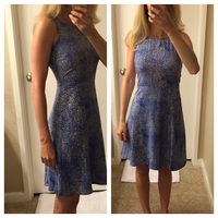 Collective Concepts Blue Dress