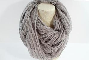 Jules Smith Distressed Infinity Scarf
