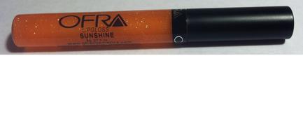 Ofra Lipgloss in SUNSHINE
