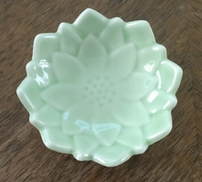 Lotus Jewelry Dish