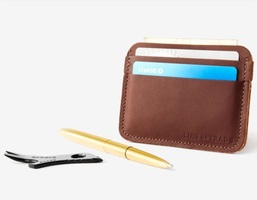 Line of Trade Slim Wallet