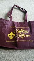 Sabrina Jeffries Tote Bag