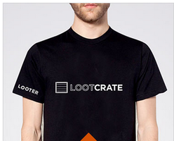 Loot Crate Official T Shirt