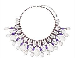 """Jewelmint """"Crystal Queen"""" Necklace"""