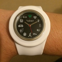 Winky Custom Fitness Watch
