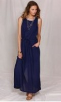 Esley Navy Maxi