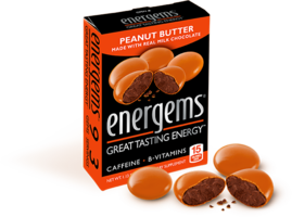 Peanut Butter Energems