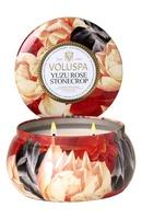 Voluspa Yuzu Rose Stonecrop Candle