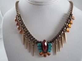 Lucky Brand Statement Necklace