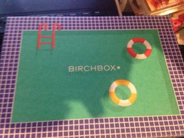 August 2015 Birchbox BOX ONLY