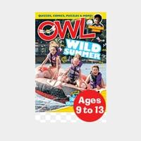 Owl Summer 2015 Edition Magazine