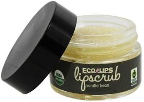 Eco Lips Lip Scrub Vanilla Bean