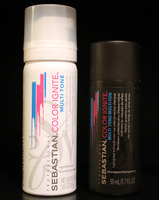 Sebastian Color Ignite shampoo & conditioner