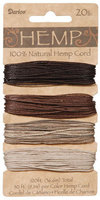 Darice 100% Natural Hemp Cord