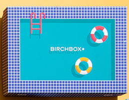 Birchbox Box (Just the box)