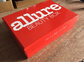 Allure Beauty Box - Just the box
