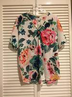 Floral Top by Sugar Free