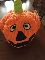 Grriggles pumpkin toy
