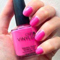 CND Vinylux Weekly Polish - Hot Pop Pink