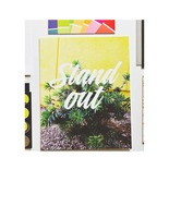 Stand Out Succulent print