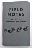 Field Notes 48-Page Memo Book