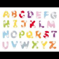 Janod magnetic letters-52 splash letters