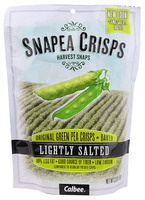Snapea Crisps