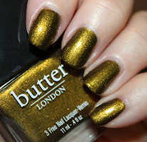 butter London nail polish in Wallis