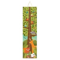 """Petit Collage Growth Chart """"Forest Friends"""""""
