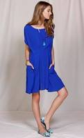 GO-TO POCKET DRESS by Very J