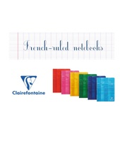 Clairefontaine French-ruled Notebook