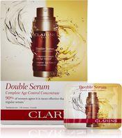 Clarins Double Serum Sample