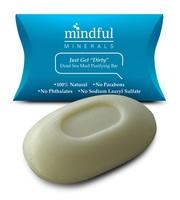 "Mindful Minerals Just Get ""Dirty"" bar"