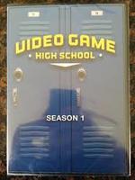 Video Game High School Season 1 DVD – 2 Disc Set
