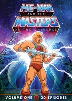 He-Man and the Masters of the Universe, Vol. 1 20 Episodes