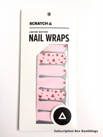 Scratch Limited Edition Nail Wraps