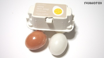 Memebox TONYMOLY Eggpore Shiny Skin Soap