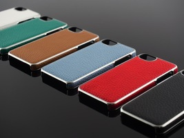 Adopted NYC Leather Wrap for iPhone 5/5s