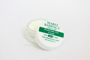 Mario Badescu Hyaluronic Eye Cream - sample
