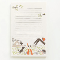 Fox and Quill Notepad