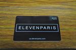 ElevenParis $25 Gift Card