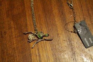Mom Bird Necklace